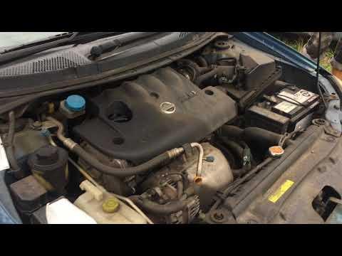 Nissan Primera 2003 m dalys