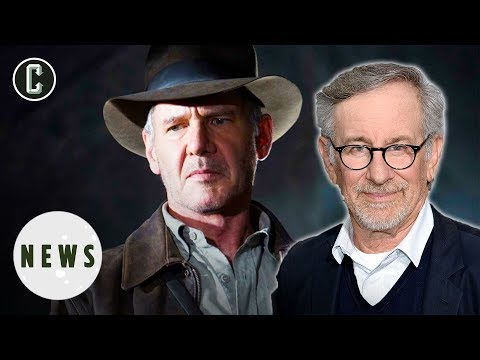 connectYoutube - Steven Spielberg Eyeing Indiana Jones 5 for His Next Movie
