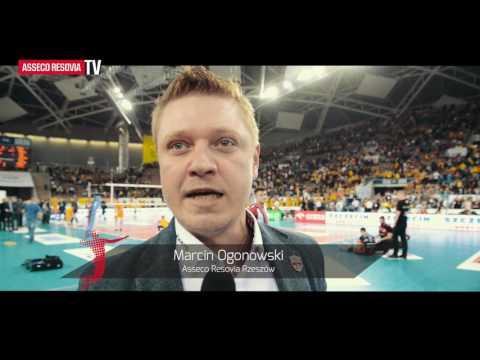 Pierwszy mecz półfinałowy PlusLigi: PGE SKRA - ASSECO RESOVIA