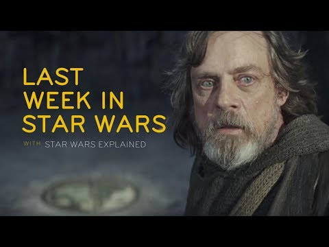 Mark Hamill's Perfectly Reasonable Comments on Returning to Star Wars - Last Week in Star Wars