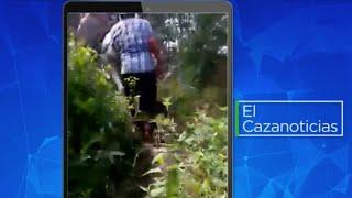 El Cazanoticias: En Vergara, Cundinamaraca, no tienen carretera para entrar al municipio