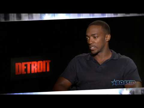 connectYoutube - Detroit  Screening with Anthony Mackie