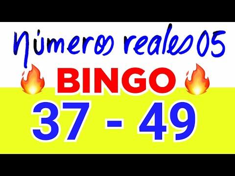 NÚMEROS PARA HOY 13/06/21 DE JUNIO PARA TODAS LAS LOTERÍAS...!! Números reales 05 para hoy....!!