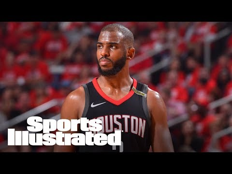 Rockets' Chris Paul Ruled Out For Game Six Against Warriors | SI Wire | Sports Illustrated