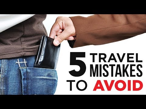 5 EASY Travel Hacks | STOP Ignoring These Tricks... Have A Better Vacation