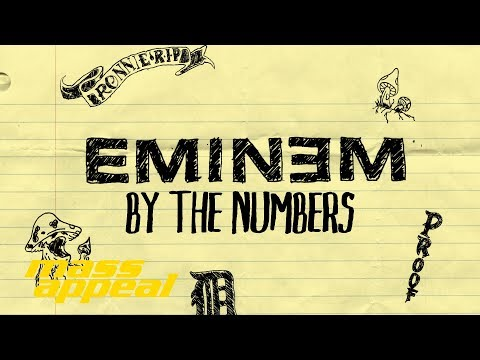 Eminem By the Numbers