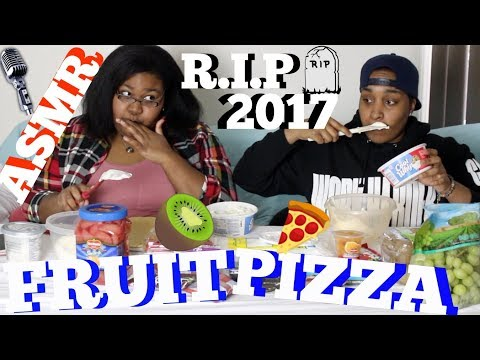 connectYoutube - Cook With Us (Fruit Pizza)  | Trying ASMR | Channel Updates | Songs We Need to Leave in 2017