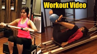 Monal Gajjar GYM Workout Videos | #Biggboss4 Contestant | TFPC - TFPC