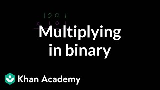 Multiplying in binary