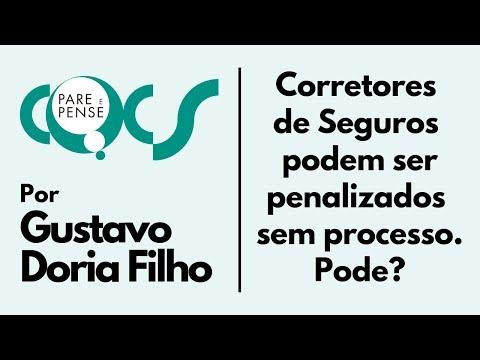 Imagem post: Corretores de Seguros podem ser penalizados sem processo. Pode?