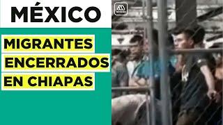 Migrantes enjaulados en México, Tiroteo deja 4 muertos en EEUU, Variante de Covid-19 en Brasil