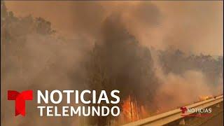 Australia manda al ejército para contener los incendios   Noticias Telemundo