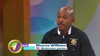 TVJ Daytime Live: Nicarno Williams - January 21 2020