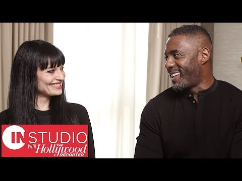 connectYoutube - In Studio With 'Molly's Game's' Idris Elba: Aaron Sorkin's Dialogue & Moving Into Directing | THR