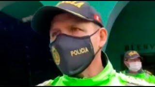 Media comisaría en cuarentena por casos de Covid-19