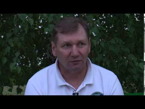 Комментарии Василия Баскакова после игры с ФК \Верис\