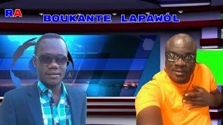 Andirèk Boukante Lapawól avèk Guerrier Henri & Jean Ismael Valestin Lundi 14/09/2020
