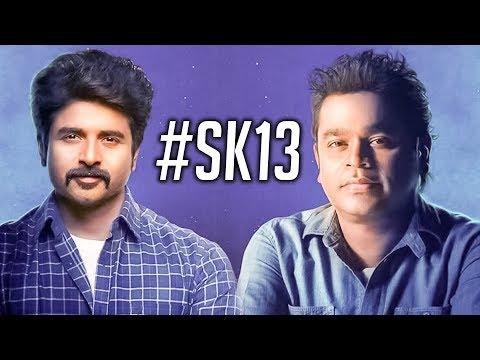 connectYoutube - HUGE: Sivakarthikeyan - AR Rahman Film together | TK 806