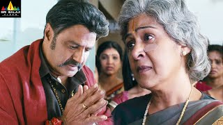 Legend Movie Balakrishna and Sujatha Kumar Emotional Scene | Latest Telugu Scenes @SriBalajiMovies - SRIBALAJIMOVIES