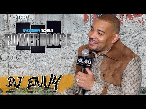 connectYoutube - DJ Envy Talks Snapchat Controversy w/ Angie Martinez at Powerhouse 2017