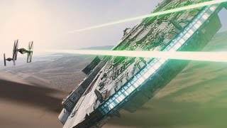 Star Wars: Episode VII - The Force Awakens - Teaser Trailer