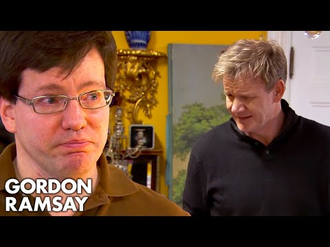 Ramsay Cannot Believe the Owner Steals His Own Staff's Tips! | Hotel Hell