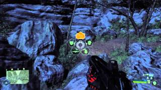 Crysis Walkthrough Mission 1 Contact