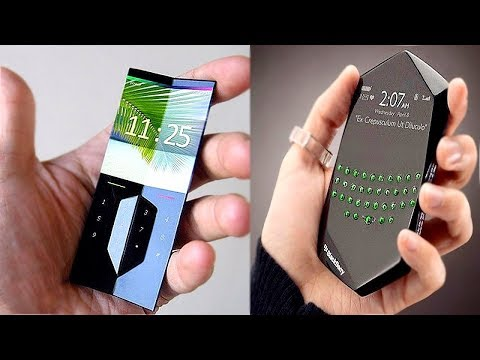 10 MOST UNUSUAL SMARTPHONES Which Are INCREDIBLE !
