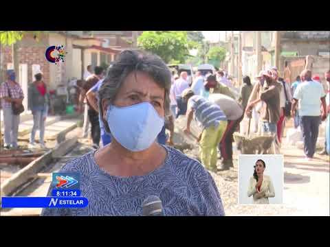 Visita Morales Ojeda empresa de Aceros Inoxidables en el oriente de Cuba