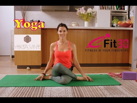 Yoga your everyday home practice by Donna