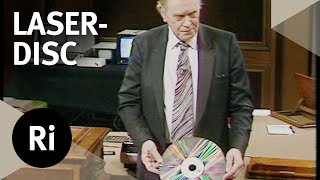 What's a Laserdisc? - Christmas Lectures with RV Jones