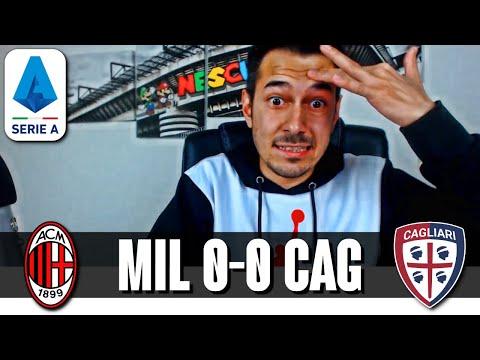 MILAN SHOCK! IL CAGLIARI AMPLIFICA LE SPERANZE DELLA JUVE | Milan-Cagliari 0-0