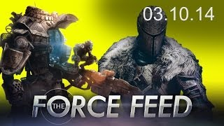 Titanfall vs Dark Souls 2, Back to WoW, Black Desert (Force Feed)