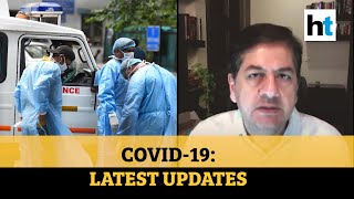 Vikram Chandra on Covid-19 numbers in India, forecast for upcoming month