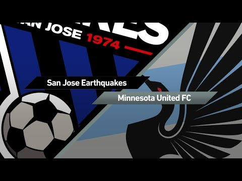 Highlights: San Jose Earthquakes vs. Minnesota United | October 22, 2017