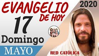 Evangelio de Hoy Domingo 17 de Mayo de 2020 | REFLEXIÓN | Red Catolica