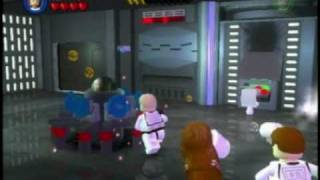 Lets Play Lego Star Wars II, The Original Trilogy - Part 4