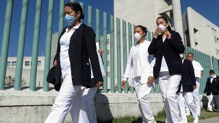 AMLO: SE HAN CONTRATADO 50 MIL MÉDICOS, ENFERMERAS Y OTROS TRABAJADORES DE LA SALUD