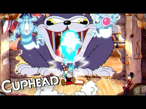 connectYoutube - I FORGOT ABOUT THIS GAME!! | CUPHEAD [#8]