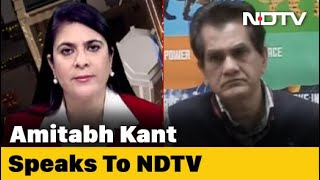 """We Could Have Done Much, Much Better"": Amitabh Kant On Migrants - NDTV"