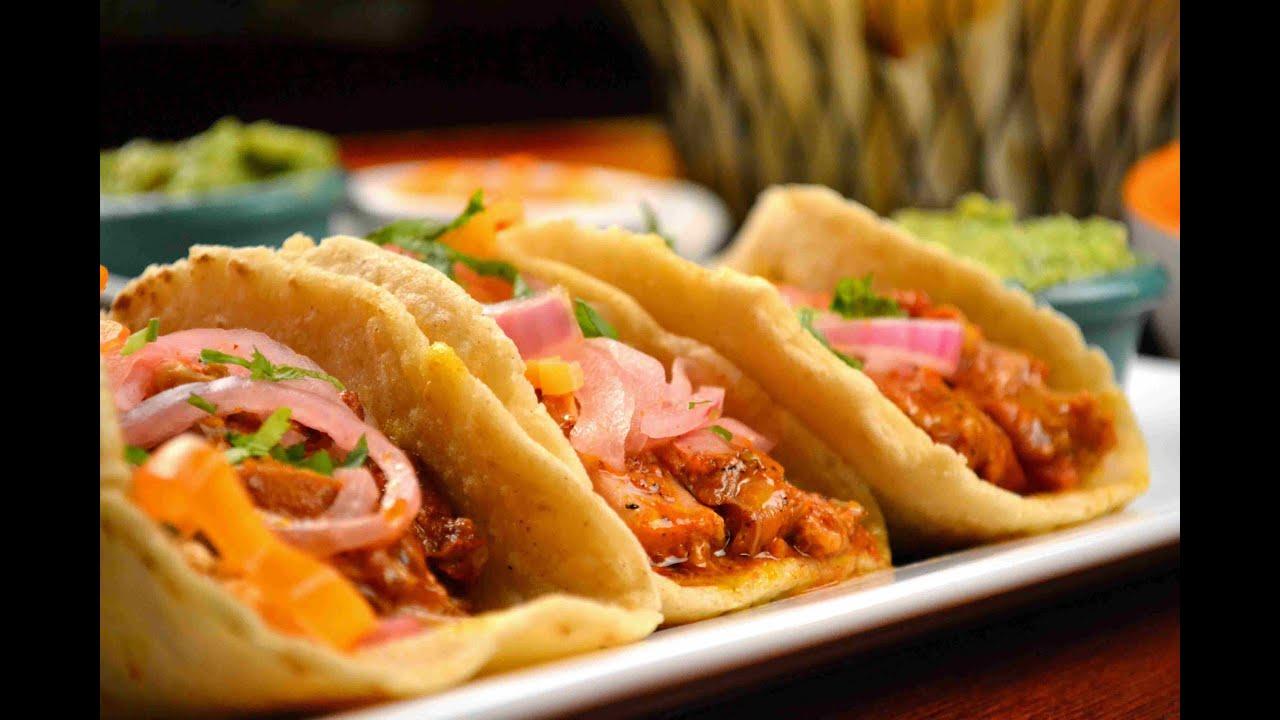 Like Taco's? Chef Nacho Keeps The Tasty Mexican Cuisine Alive