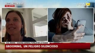 Aumentaron las denuncias por grooming durante la cuarentena en Hoy Nos Toca