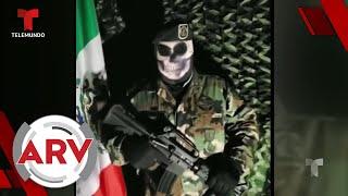 Video acusa a AMLO de haber hecho un pacto con narcotraficantes   Al Rojo Vivo   Telemundo