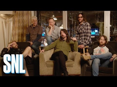 connectYoutube - Creating Saturday Night Live: Foo Fighters - SNL