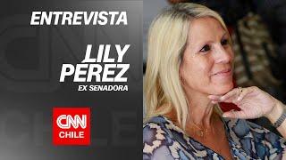 """Lily Pérez: """"Joaquín Lavín se autodefinió socialdemócrata y yo le creo"""""""