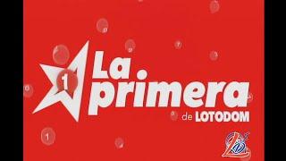 Loteria Dominicana - Live Stream (La Primera de LOTODOM, Quiniela La Primera, La Primera, LOTODOM)