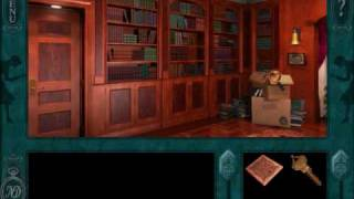 Nancy Drew Message in a Haunted Mansion (Part 2) - Exploring