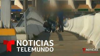 Muere inmigrante mexicano bajo custodia de la Patrulla Fronteriza   Noticias Telemundo