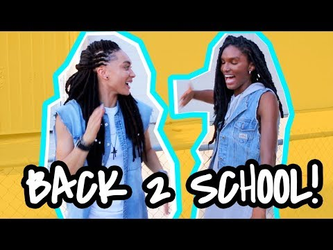connectYoutube - TOMBOY Back 2 School OOTD W/ Ari Fitz