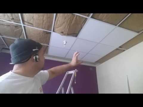 Platre 2015 download youtube mp3 for Pose de faux plafond suspendu